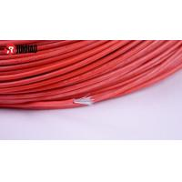 Wholesale 40/0.25 silicone rubber high temp wire from china suppliers
