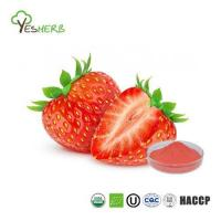 Wholesale Organic Strawberry Powder from china suppliers