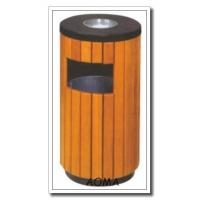 Buy cheap Garbage Bin Round outdoor trash bin from wholesalers