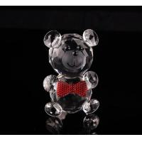 Wholesale Small Crystal Animal Figurines from china suppliers