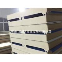 Buy cheap Button type polyurethane roof panel from wholesalers