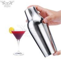 China 600ml Stainless Steel Parisian Cocktail Shaker Set on sale
