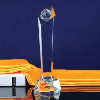 Wholesale Crystal Special Shape Ball Award Trophy from china suppliers
