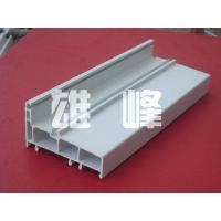 Buy cheap extruded pvc profiles The fixed frame from wholesalers