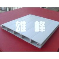 Buy cheap extruded pvc profiles Door plank of 150 from wholesalers