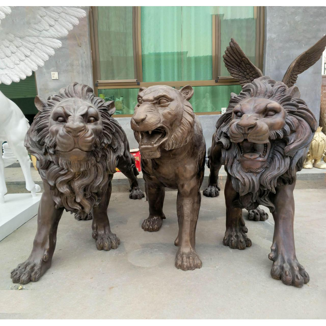 Wholesale Sculpture in stock Bronze sculpture in stock from china suppliers