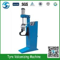 Wholesale Air-operated & handle steel Tire Vulcanizing Machine/Tyre Vulcanizer from china suppliers