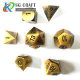 Buy cheap Antique Gold Metal Dice from wholesalers