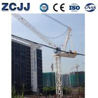 Buy cheap Tower Crane Luffing Jib 10Ton Tower Crane from wholesalers
