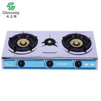 Wholesale Stainless Steel Panel Gas Stove SGB-01 from china suppliers