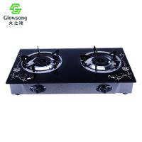 Wholesale Tempered Glass Panel Gas Stove SGB-03 from china suppliers