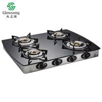 Wholesale Tempered Glass Panel Gas Stove SGB-05D from china suppliers