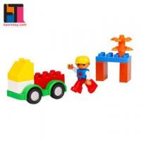 Buy cheap 10253644 educational toys blocks plastic building custom set blocks from wholesalers