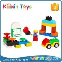 Buy cheap 10253647 Creative Plastic Large Toy Blocks For Preschool Children from wholesalers