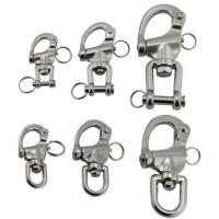 Buy cheap Marine Swivel Snap Shackle T316 from wholesalers