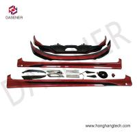 Wholesale Auto body parts car accessories front bumper rear bumper side step body kit fit for Toyot-a CHR from china suppliers