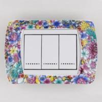 Wholesale Porcelain Switch Plate Covers from china suppliers