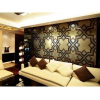 Wholesale glass mosaic wall decor for club interior decoration luxury idea design from china suppliers
