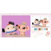 Wholesale Mini cute cartoon plush toys from china suppliers