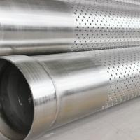 Wholesale Stainless Steel Perforated Pipe from china suppliers