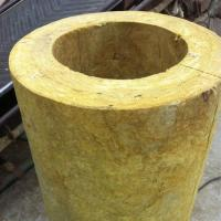 Buy cheap Heat Insulation Rock Wool Pipe from wholesalers